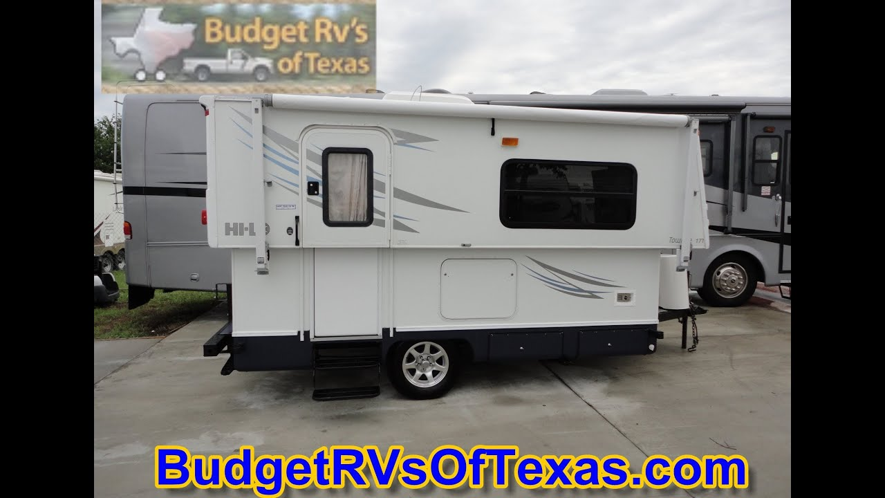 2009 Hi Low Towlite 17t Compact Light Weight Vacation Ready