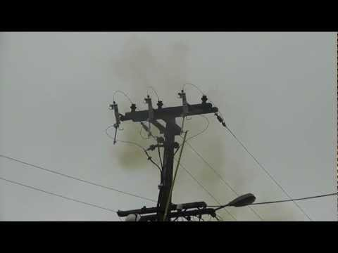 11 kV D.D.O. fuse explodes on a cable fault