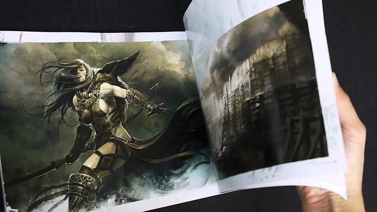 Guild Wars 2 Artbook Pdf