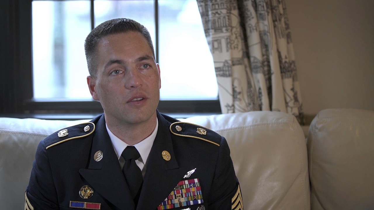 Sgt. First Class Joshua Moeller, the 2016 Department of the Army NCO of the Year, shares his view on leadership, the importance of energy, and execution.