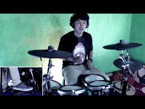 JKT 48 - First Rabbit Drum Cover by Erik Heriyanto