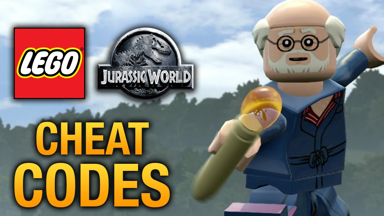 <b>LEGO Jurassic World</b> - <b>Cheat Codes</b> Part 1 - 34 <b>Cheat Codes</b> (HD ...