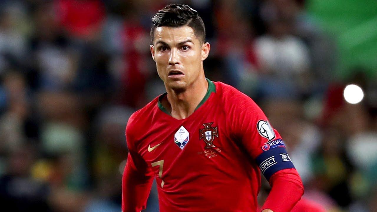 Cristiano Ronaldo Has Covid 19 Youtube