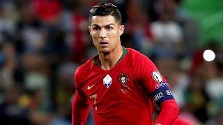 Cristiano Ronaldo Has COVID-19