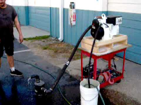 Onan Gas Marine Generator 3 0majb Youtube