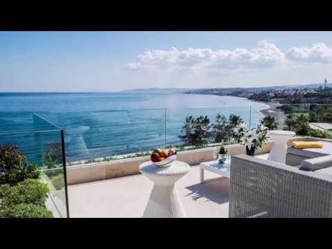 4 Bedroom Luxury Frontline Beach Penthouse  | Les Rivages D'Estepona