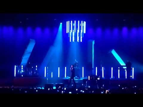 Hurts - Weight of the World (Minsk 12/11/17)
