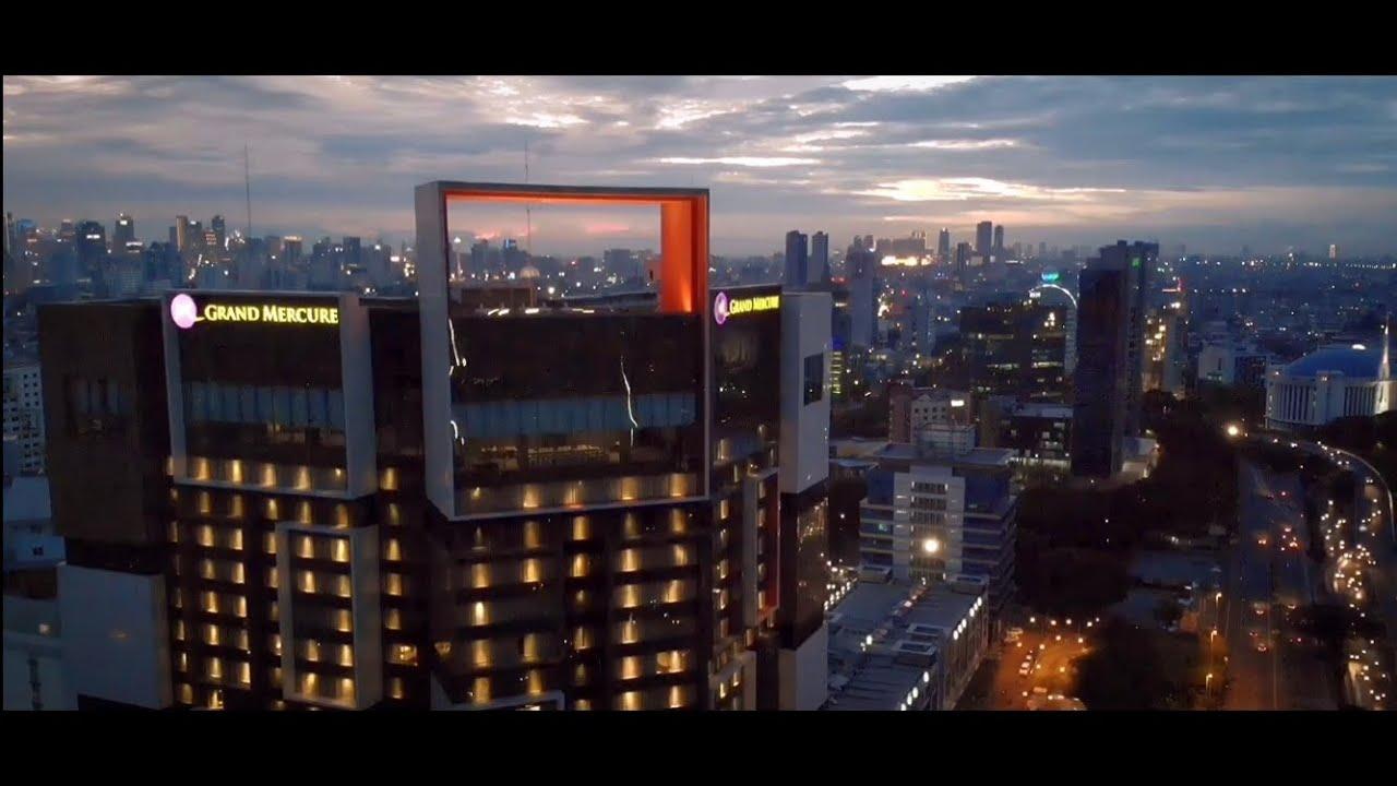 Grand Mercure Jakarta Kemayoran Travel By Drone