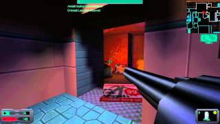 System Shock 2 - Multiplayer - Deck 5 - Recreation