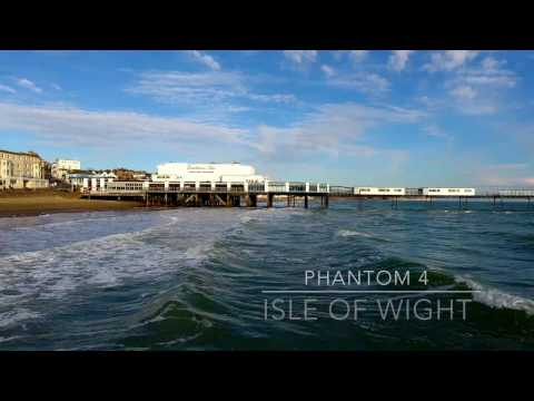 *(ABANDONED PIER)* On Isle Of Wight & Portland