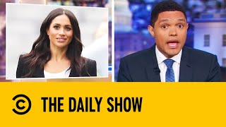 queen-holds-royal-summit-on-harry-meghan-split-the-daily-show-with-trevor-noah