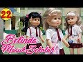 22 Belinda Masuk Sekolah   Boneka Walking Doll Cantik Lucu  7L   Belinda Palace