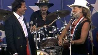 Willie Nelson & Julio Iglesias - To All the Girls I