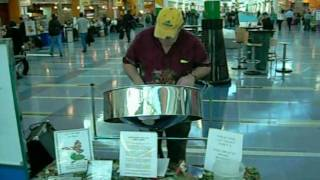 Caribbean Steel Drum - Calypso Steel Pan by Terry Baber - BrokenSlideMusic.com