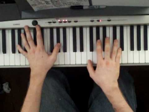 How To Play Analyse by Thom Yorke on Piano (Tutorial)