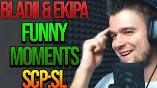 FUNNY MOMENTS BLADII & EKIPA   SCP:SL   (#105)