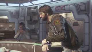 Alien Isolation Crew Expendable DLC Walkthrough - Let
