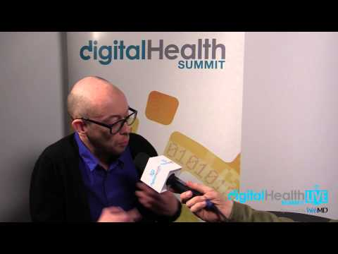 Robert Urquhart, Technical Strategist, Orrb Techn at Digital Health LIVE CES Sponsored by WebMD