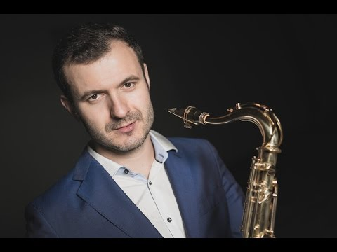 Juozas Kuraitis - All of me John Legend Saxophone and Piano Cover