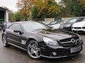 2010 Mercedes Benz SL63 AMG - for sale at George Kingsley Vehicle Sales, Colchester, 01206 728888