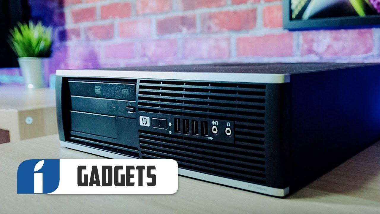 Análisis HP 8300 Elite | PC barato ideal Hackintosh