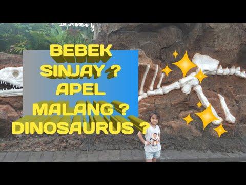 Wisata Malang Jatim Park 3 Part 1 - YouTube