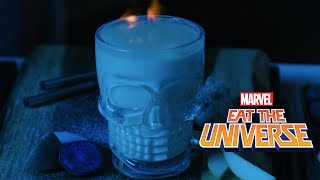 Ghost Rider's Firey Fondue | Eat the Universe