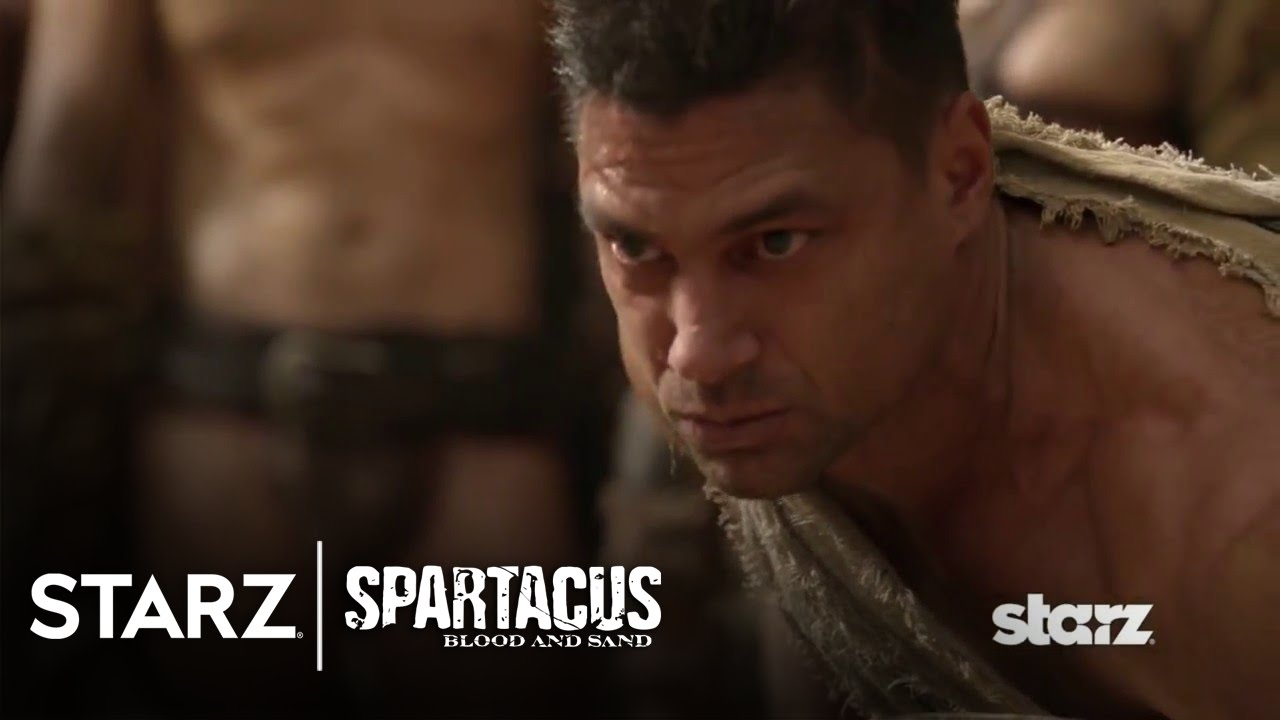 Download Spartacus: Blood and Sand | Episode 8 Clip: A Lesson from the Champion of Capua | STARZ