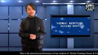 VJ Training Session || Sanju || Media Training House & Entertainment