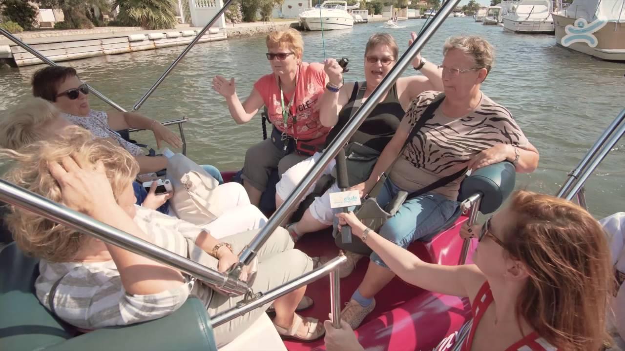 Download Senior na wakacjach w Hiszpanii - Empuriabrava