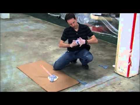 How to Epoxy Coat a Garage Floor