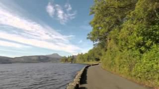 Aberfoyle to Kinlochard Cycle