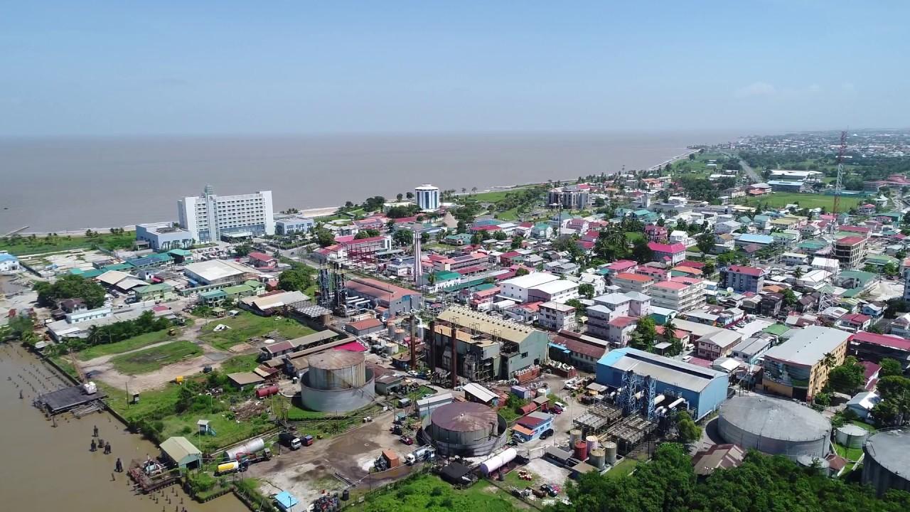 4k Georgetown Guyana Lighthouse Youtube