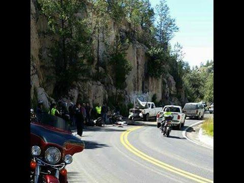 Fatal accidente en Mimbres, muere motociclista al ser chocado de frente