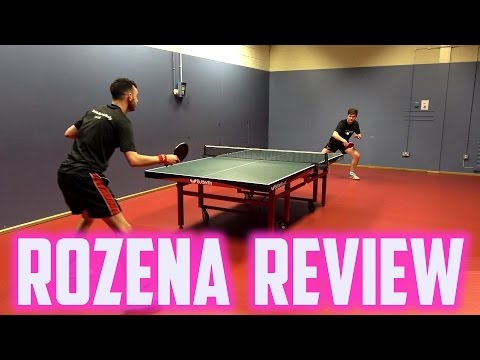 Butterfly Rozena Rubber Review