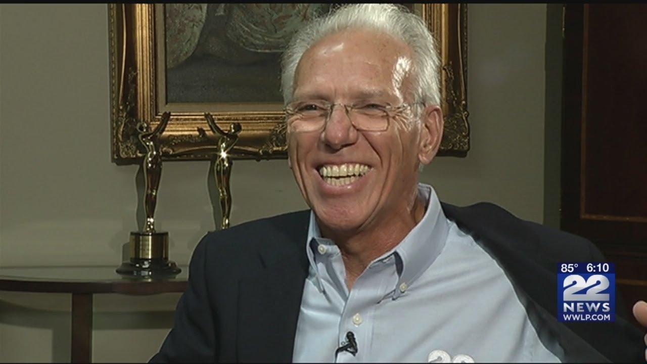 WWLP-22News General Manager Bill Pepin retiring