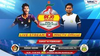 FULL !! PERSIK KEDIRI VS BHAYANGKARA FC (FT 3-0) - Bejo Jahe Merah Piala Gubernur Jatim 2020