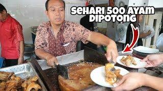 GOKIL SEHARI 500 AYAM DI POTONG !! NGGAK PERNAH BERHENTI