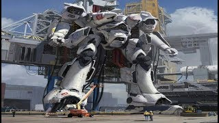 Top 8 Increíbles MegaRobots Gigantes Reales - FULL TOPS