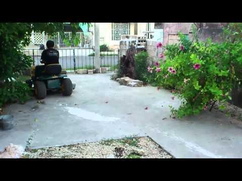 Tractor Podadora Yard Man