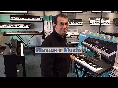 Casio LK160 Keyboard - Rimmers Music