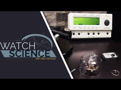 Watch Science: A LIVE look into the ETA Etachron System & A. Lange Automatic Teardown