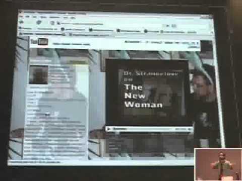Hacking Culture (Recon 2008)