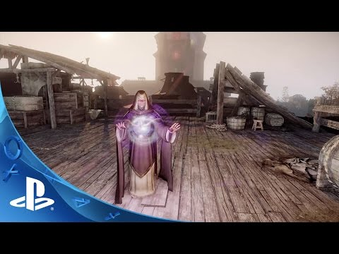 Lichdom: Battlemage - Spellcrafting  Overview Video   PS4