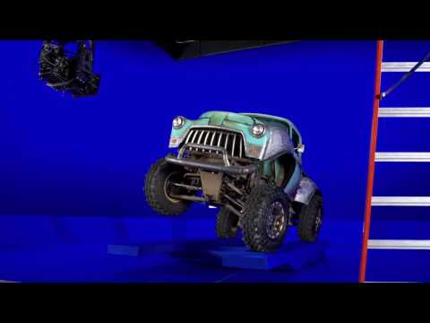 Monster Trucks - Creating Creech featurette