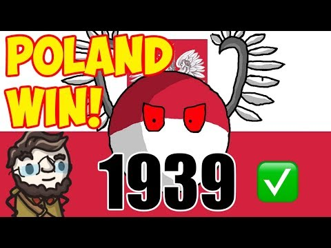 Poland 1939 HoI4 ULTIMATE Challenge COMPLETED ✓ No gov changes No exploits | Hearts of Iron 4 |