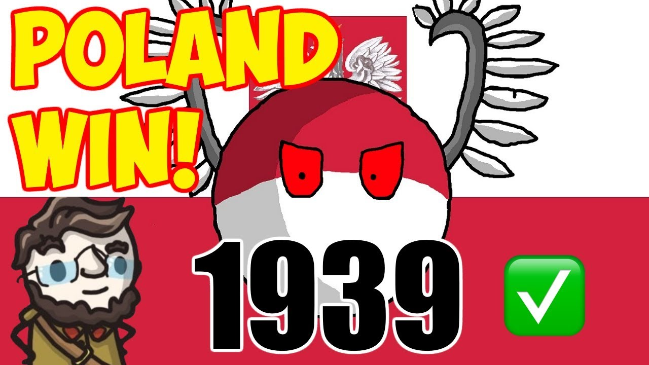 Poland 1939 HoI4 ULTIMATE Challenge COMPLETED ✓ No gov changes No exploits  | Hearts of Iron 4