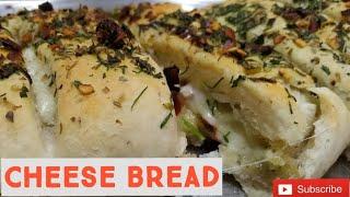 Cheese bread recipe cheesy bread recipeDominos cheese breadcheesy stuffed breadstuffed bread
