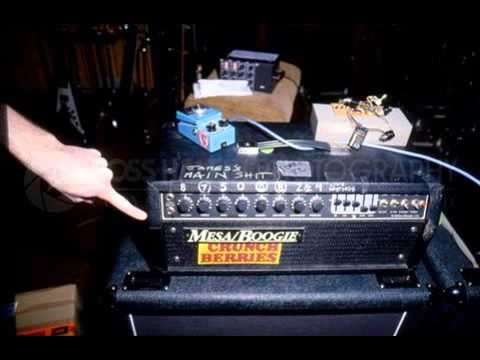 The Shortest Straw riff  Metallica Mesa Boogie Mark IIC