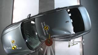 Euro NCAP Crash Test of Volvo S90/V90